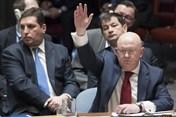 Nga lại thất bại trong nỗ lực ở Liên Hợp Quốc về Syria
