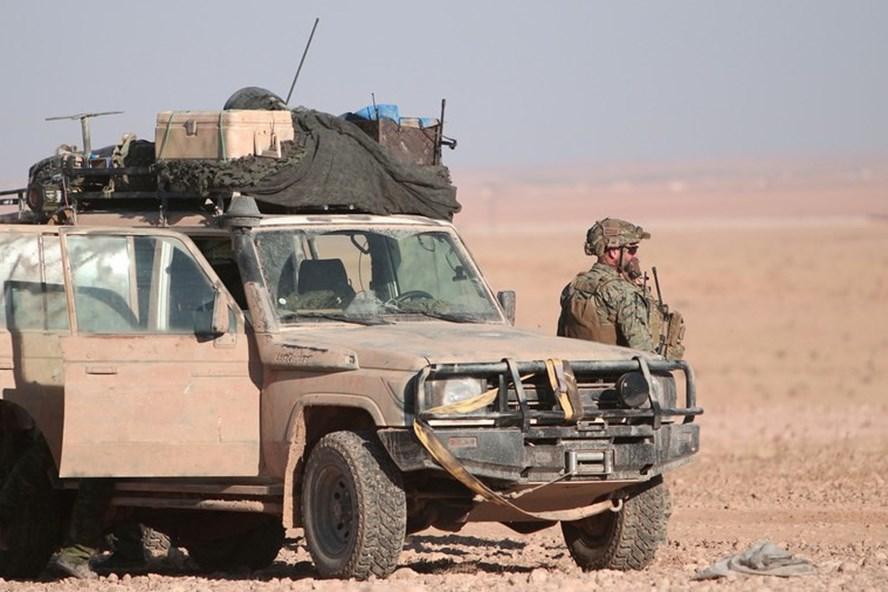 Chưa biết bao giờ Mỹ mới rút quân khỏi Syria. Ảnh: Reuters