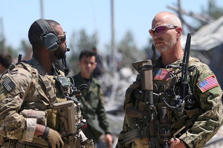 Nguồn tin của Fars cho hay, Mỹ sẽ lập căn cứ quân sự ở Deir ez-Zor, Syria. Ảnh: Reuters.