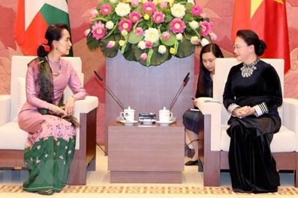 Myanmar muốn học hỏi kinh nghiệm Việt Nam trong xây dựng pháp luật