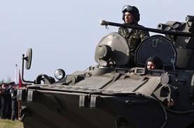 Dàn khí tài khủng Nga phô diễn trong lễ diễu binh mừng Ngày Chiến thắng đã sẵn sàng