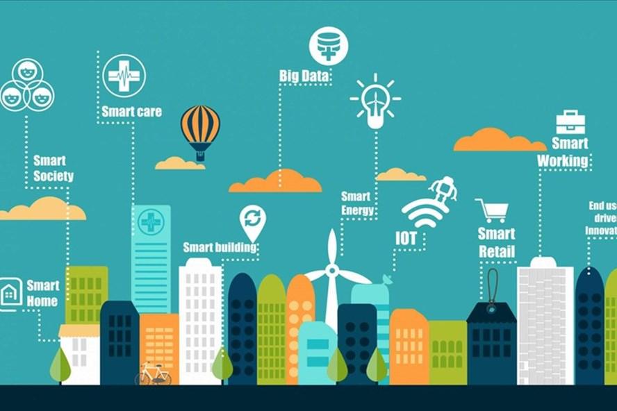 Thành phố thông minh là gì? (Ảnh minh hoạ)
