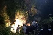 Xe công nông tự chế lao vực, 3 người chết thương tâm