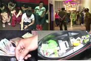 Đột nhập quán karaoke, bắt quả tang 76 nam nữ phê ma túy