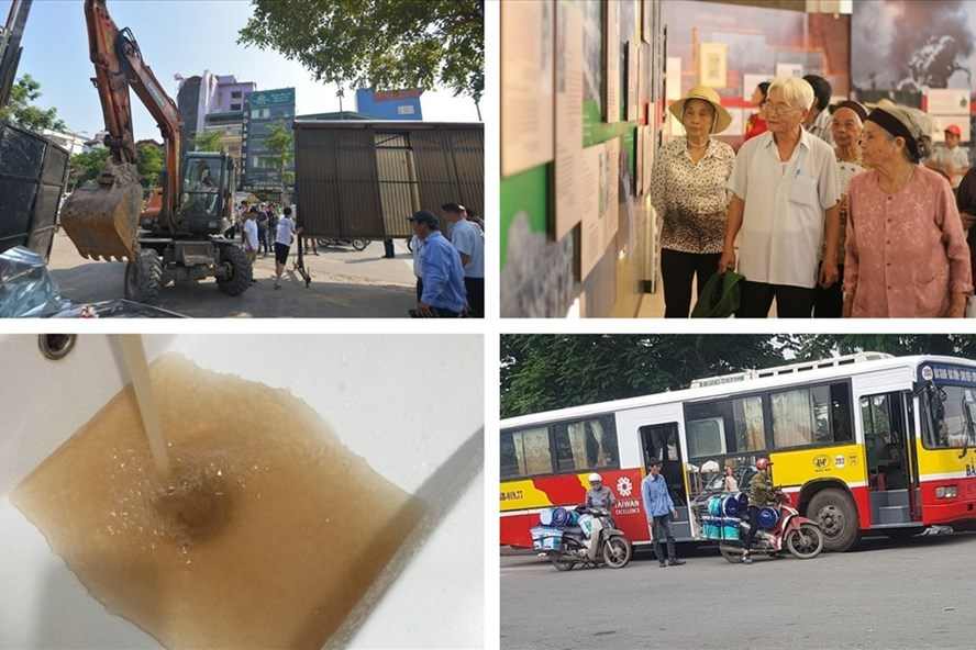 Tin tức Hà Nội 24h: 600 hộ dân Ecolife Tây Hồ vật vã với con đường đau khổ; xe buýt ưu tiên... chở hàng - ảnh 1