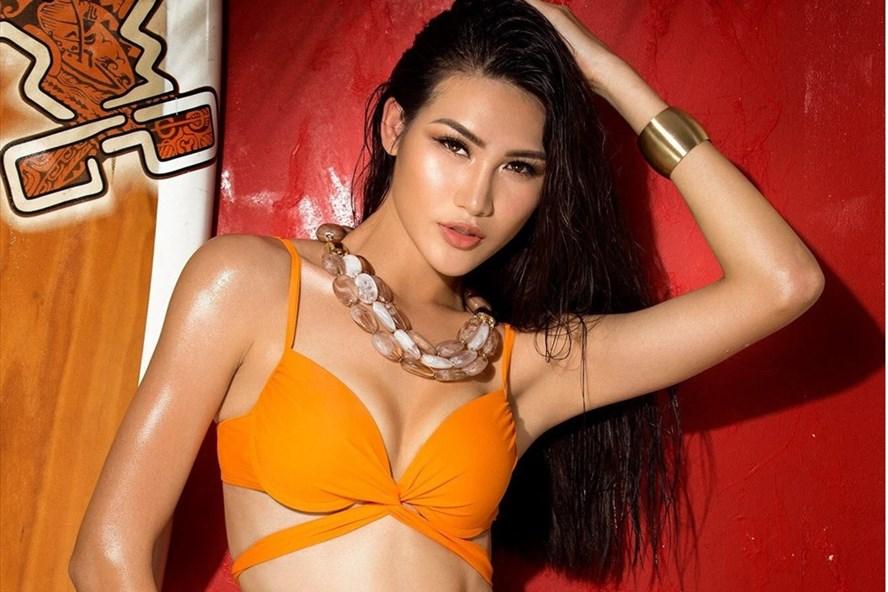 Người mẫu Ngọc Anh thừa nhận với nghề người mẫu ảnh, việc bị gạ tình, quấy rối tình dục không phải là điều hiếm gặp. Ảnh: NVCC