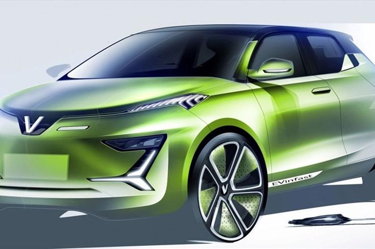 5 mẫu ô tô VinFast ra mắt năm 2019