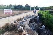 Vụ phá nát quy hoạch Gia Lai: Đất sạt lở, vẫn phân lô bán nền trái phép