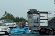 Tai nạn liên hoàn trên đường cao tốc TPHCM – Trung Lương