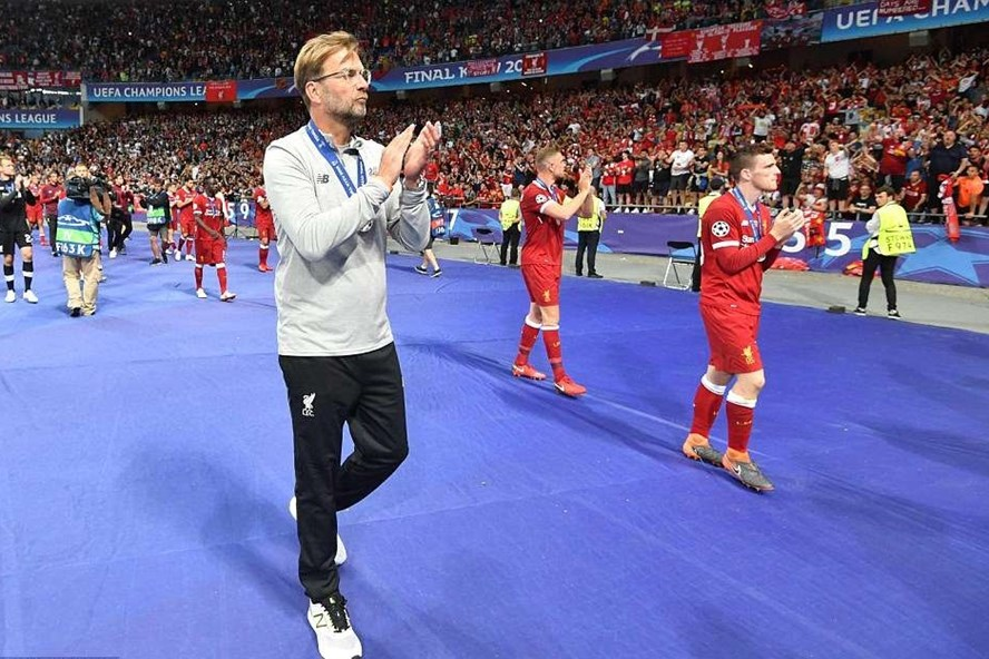 Liverpool không thể có cái kết đẹp tại UEFA Champions League mùa này. Ảnh: Getty Images.