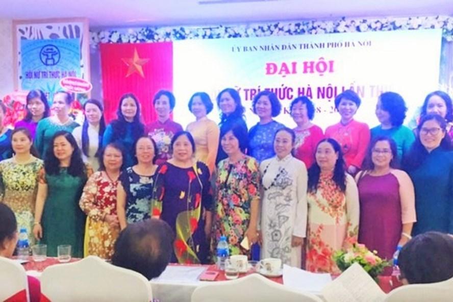 BCH Hội Nữ trí thức Hà Nội khóa II, nhiệm kỳ 2018-2023