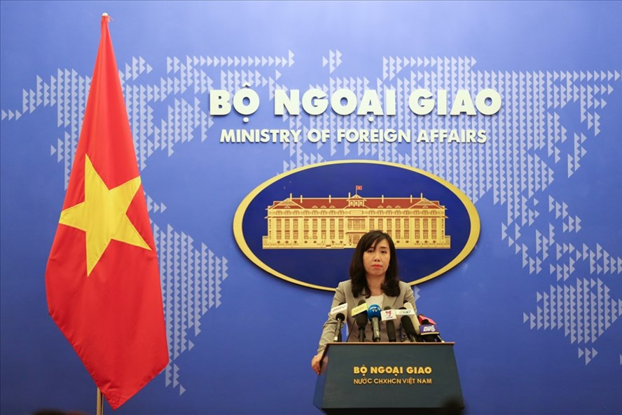 Bà Lê Thị Thu Hằng. Ảnh: PV.