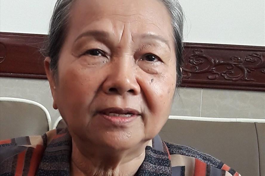 Bà Hoàng Thị Khánh