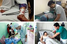 Một vòng bệnh viện: Cứu sống bệnh nhi dị dạng mạch tim bẩm sinh