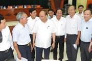 Thủ tướng tiếp xúc cử tri Hải Phòng: Người dân cần bình tĩnh, tránh bị kẻ xấu kích động, lôi kéo