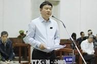 Xử phúc thẩm, xem xét kháng cáo của ông Đinh La Thăng vụ PVN góp vốn vào OceanBank
