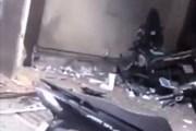 TPHCM: Xe máy phát nổ trong khuôn viên trụ sở, nữ công an phường bị thương