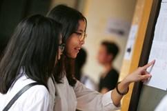 Đã có điểm thi vào lớp 10 tại Hà Nội