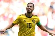 Hazard và Lukaku lập cú đúp, Bỉ vùi dập Tunisia 5-2