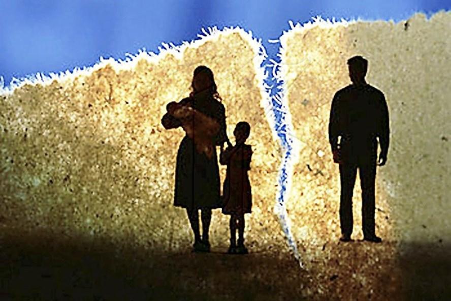 Nguy cơ đổ vỡ là thách thức lớn mà tất cả các gia đình Việt Nam phải đối mặt. Ảnh: TL