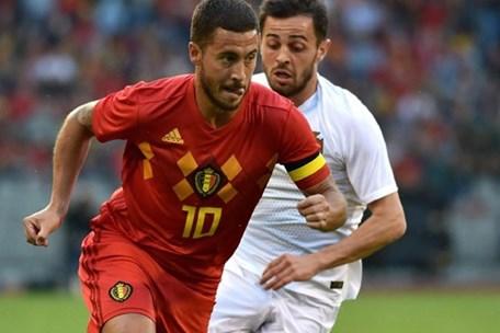 Hàng công cùi bắp, dàn sao của Bỉ bất lực để Bồ Đào Nha cầm hòa 0 - 0