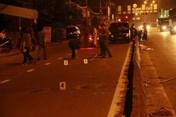 """Một thanh niên trúng đạn tử vong khi gặp đoàn xe đi 'bão"""""""