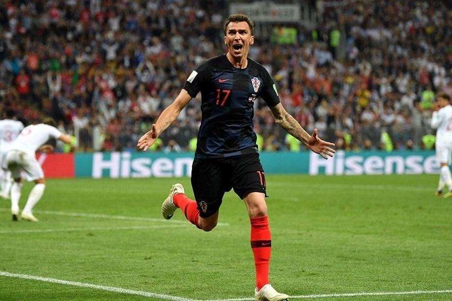 Ngôi sao Mandzukic đã quyết định số phận trận đấu. Nguồn ảnh: FIFA