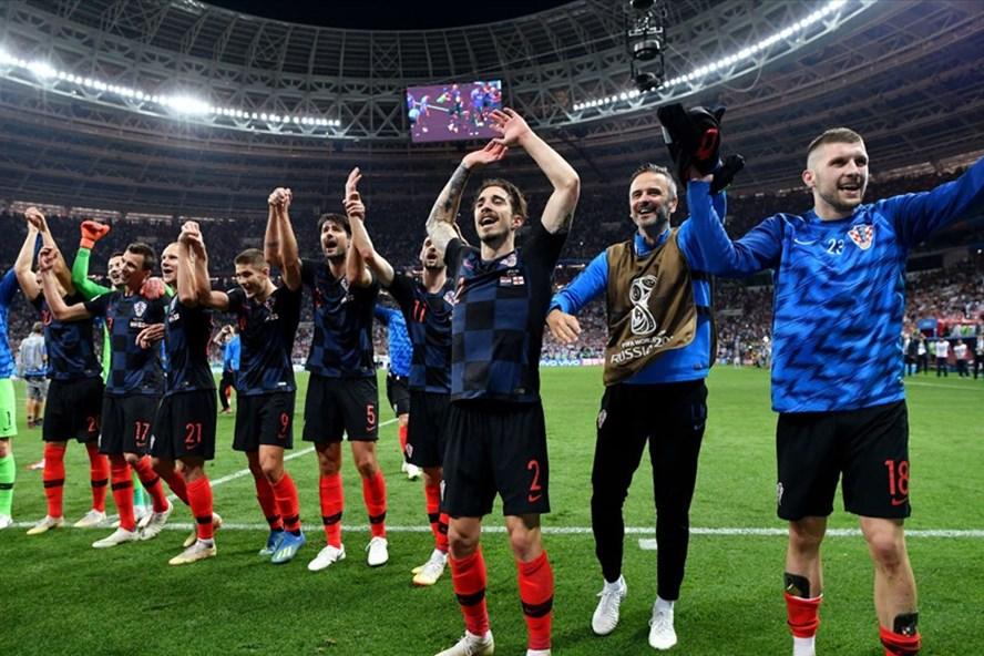 Croatia làm điều chưa từng có trong lịch sử World Cup - ảnh 1
