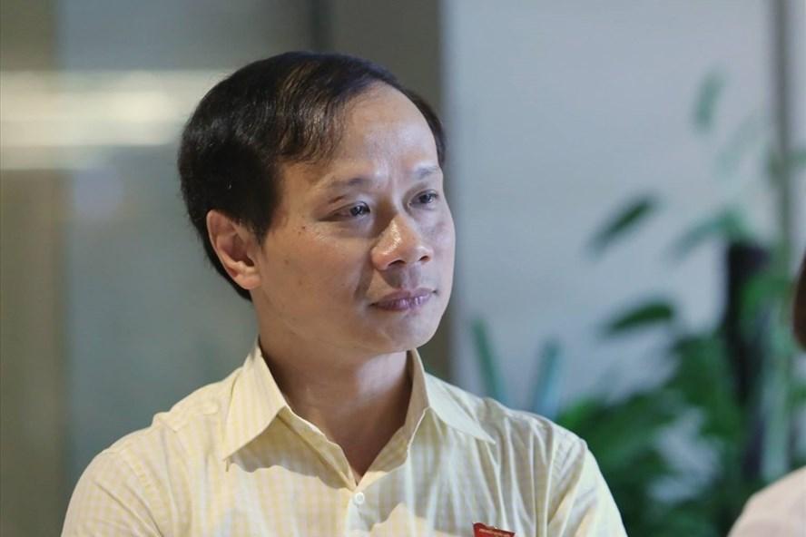Ông Phạm Tất Thắng - Phó Chủ nhiệm Ủy ban Văn hóa, Giáo dục, Thanh thiếu niên và Nhi đồng của Quốc hội. Ảnh: Quang Phúc