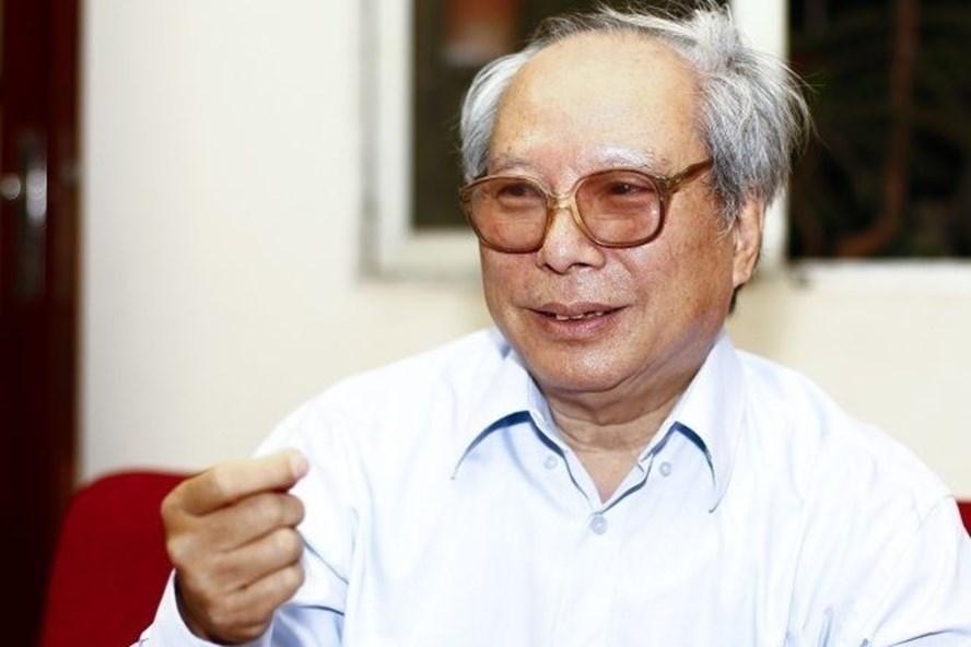 TS Lê Viết Khuyến - nguyên Vụ phó Vụ giáo dục Đại học (Bộ GDĐT). Ảnh: N. Khánh