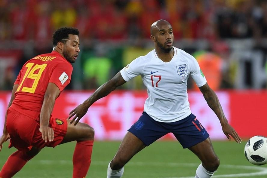Anh và Bỉ quyết tâm giành chiến thắng cuối cùng. Ảnh: FIFA