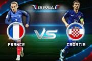 """Dự đoán chung kết World Cup 2018 Pháp vs Croatia: """"Nhà tiên tri"""" đưa kết quả sốc"""
