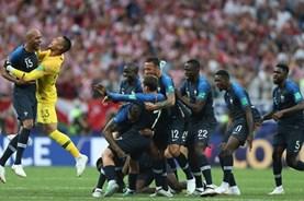 Hightlights: Hạ ngọt Croatia 4 - 2, người Pháp lên đỉnh thế giới