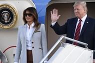 """Tổng thống Trump phát biểu """"sốc"""" trước giờ thượng đỉnh với Tổng thống Putin"""