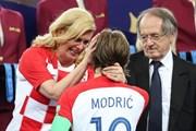 Người hùng đêm chung kết World Cup: Vì đó là… nữ Tổng thống Croatia