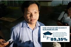 """Toàn cảnh vụ điểm thi bất thường ở Hà Giang: Từ điểm số """"ngoạn mục"""" đến cuộc họp báo lúc 1h sáng"""