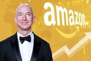 Tài sản của ông chủ Amazon vượt Bill Gates, chạm mốc kỷ lục trong lịch sử