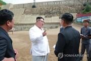 Ông Kim Jong-un nặng lời khiển trách cấp dưới vì dự án chậm tiến độ