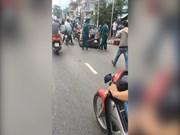 Nóng nhất Sài Gòn: Trinh sát sài gòn nổ súng, bắt gọn 3 tên cướp như phim hành động