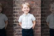 Tiểu hoàng tử Anh vui mừng đón sinh nhật 5 tuổi