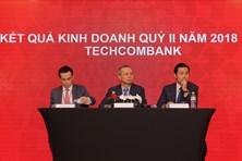 """Giải mã lợi nhuận """"khủng"""" 6 tháng  hơn 5.000 tỉ đồng của Techcombank"""