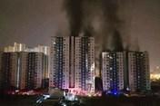Nóng nhất Sài Gòn: Công bố nguyên nhân thật sự của vụ cháy chung cư Carina