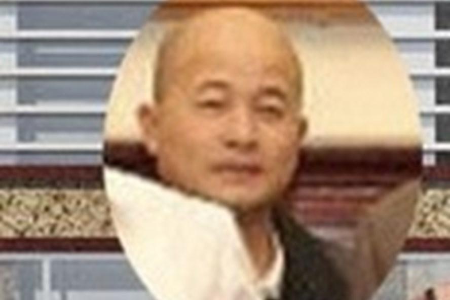 """Đinh Ngọc Hệ (Út """"trọc"""")."""