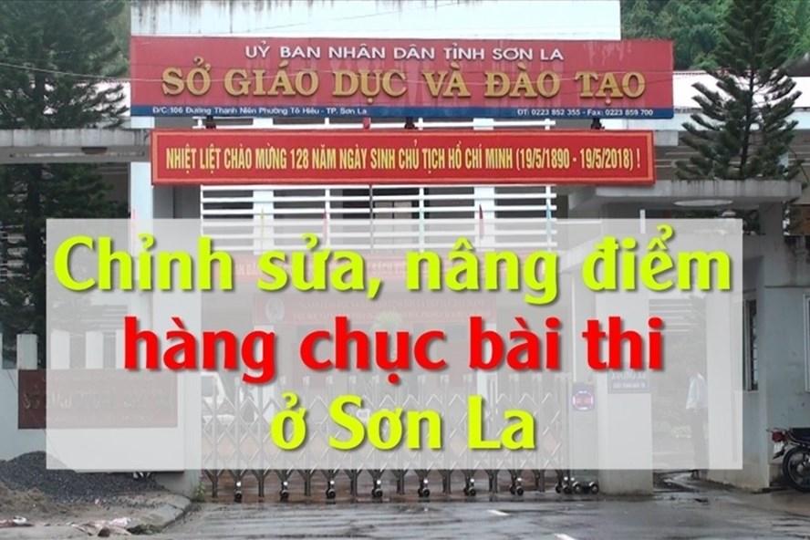 """Vụ sửa điểm thi ở Sơn La: Phụ huynh mong rạch ròi thí sinh nào được điểm cao nhờ """"mua điểm"""" - ảnh 1"""