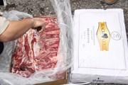 Cục Thú y lên tiếng về 170 tấn thịt trâu đông lạnh bị tịch thu được bán đấu giá