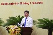 Hà Nội vay lại hơn 200 tỷ đồng ODA trả nợ chậm tiến độ gói thầu cầu Nhật Tân