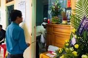 LĐLĐ tỉnh Quảng Trị: Thăm hỏi gia đình các nạn nhân trong vụ tai nạn khiến 13 người tử vong