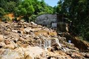 Dọc đường mưa lũ Yên Bái: Chỉ còn lại tan hoang