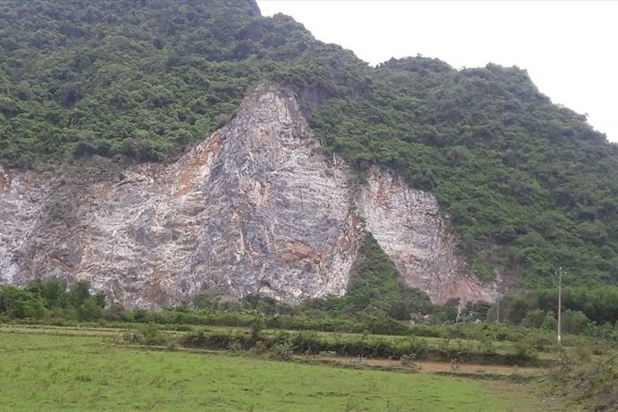 Tai nạn lao động nghiêm trọng tại mỏ đá, một công nhân tử vong tại chỗ - ảnh 1