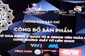 """Mỹ phẩm Ngọc Tú """"mượn danh"""" VTV, VTC để quảng cáo mà không xin phép?"""